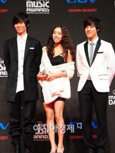 2009韩国MAMA音乐颁奖礼